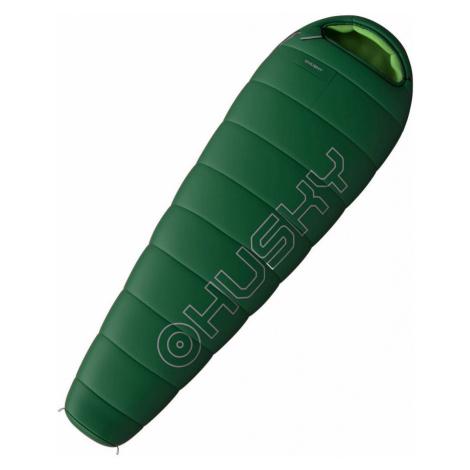 Spacák Husky Monti -11°C Zip: Levý / Barva: zelená