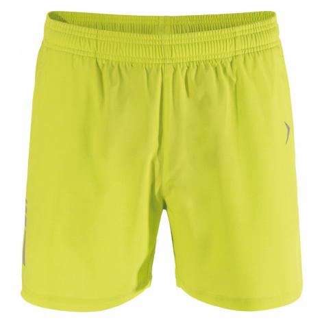 Outhorn Sportovní funkční šortky Fitness SKMF601HOL18GRN Zelená