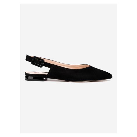 Boty na podpatku Högl Černá