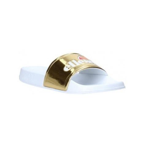 ellesse ELLESSE dámské zlaté pantofle GISELLE