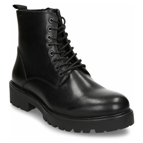 Černá dámská kotníková šněrovací obuv Vagabond