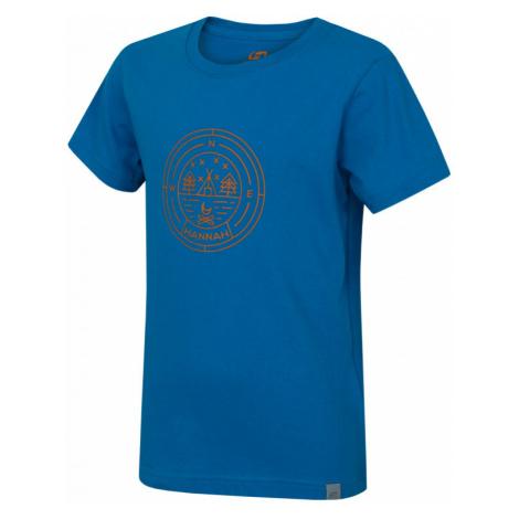 Dětské tričko Hannah Pietrus JR blue jewel