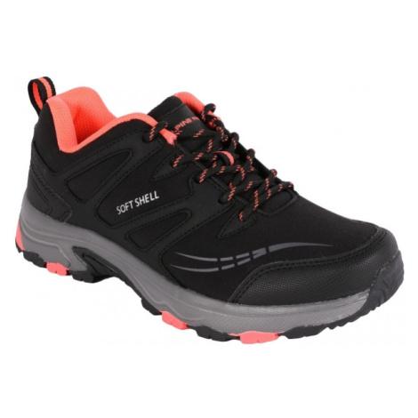ALPINE PRO TYLVA černá - Dámská obuv