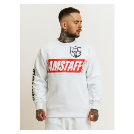 Amstaff Vuras Sweatshirt - weiß