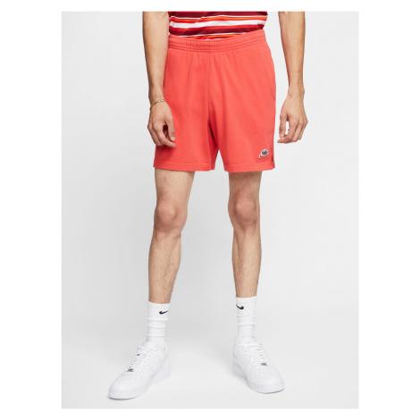 Club Kraťasy Nike Červená