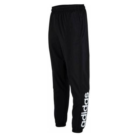 adidas E LIN T STANFRD černá - Pánské tepláky