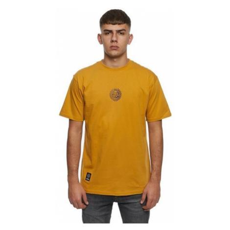 Mass Denim Base Small Logo T-shirt wheat