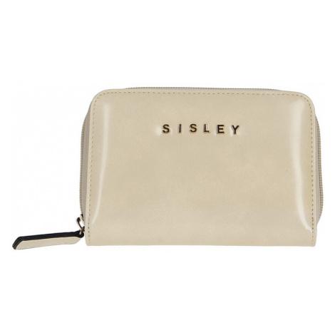 Dámská peněženka Sisley Gladys - béžová