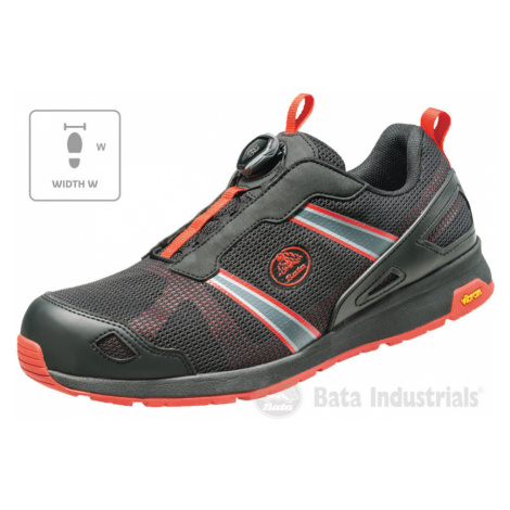 Bata Industrials Bright 041 W B51B1 černá Baťa