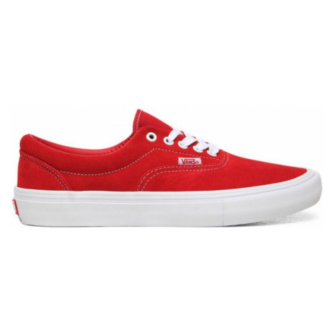 BOTY VANS Era Pro (Suede) - červená