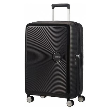 Cestovní kufr American Tourister SOUNDBOX SPINNER 67/24 TSA EXP BASS černý 88473-1027