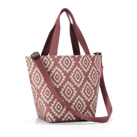 Taška a kabelka Reisenthel Shopper XS Diamonds rouge