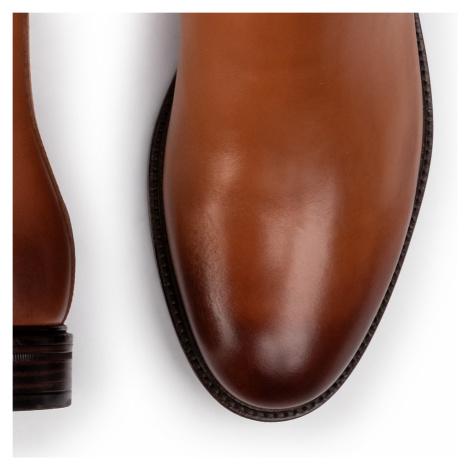 Kotníková obuv s elastickým prvkem GINO ROSSI - Chuck MSU350-546-4300-3300-0 88