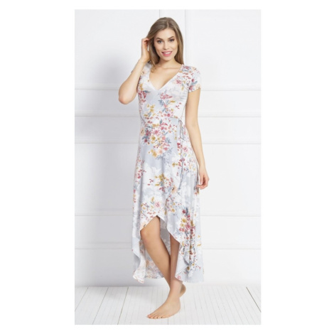 Dámské šaty Lara, XL, šedá Vienetta Secret
