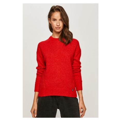 Calvin Klein dámský červený svetr