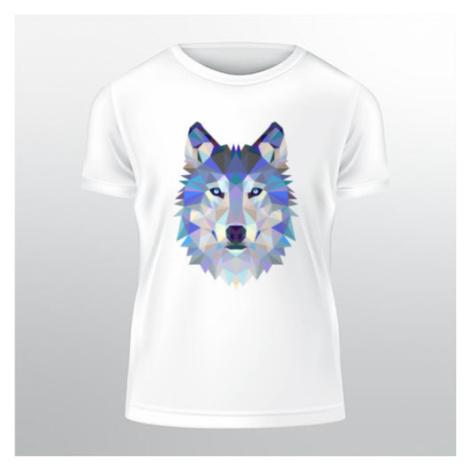 Pánské tričko Classic Heavy Vlk