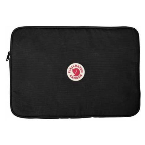 Černé pouzdro Kånken Laptop Case 15 Fjällräven