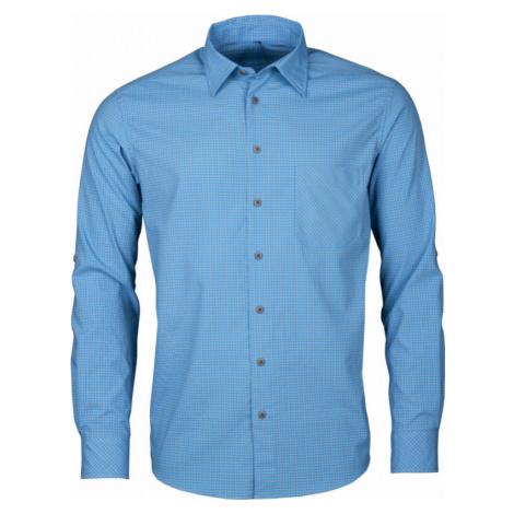 Pánské tričko High Point Trion LS Shirt Blue