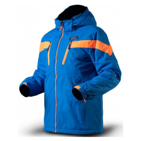 TRIMM SATO modrá - Chlapecká lyžařská bunda