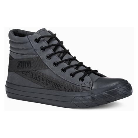 Ombre Clothing Men's ankle shoes T357