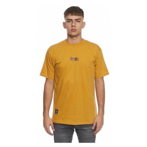 Mass Denim Signature Small Logo T-shirt wheat