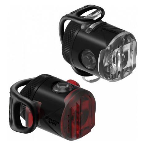 Lezyne FEMTO USB DRIVE černá - Sada světel na kolo