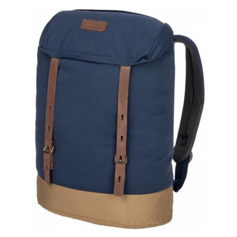 Loap JUSSI městský batoh modro/hnědý