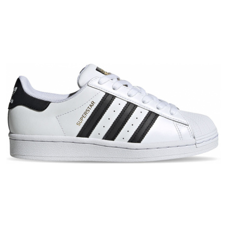 Adidas Superstar JBlack bílé FU7712