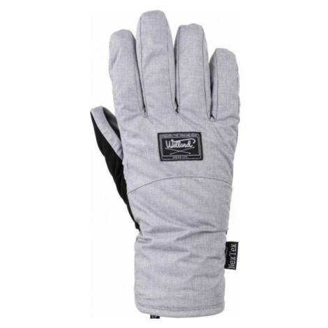 Willard CAPRICE šedá - Dámské lyžařské rukavice