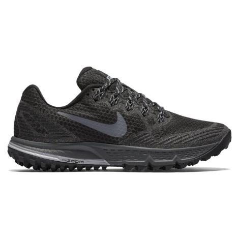 Dámské trailové boty Nike Air Zoom Wildhorse 3 Černá