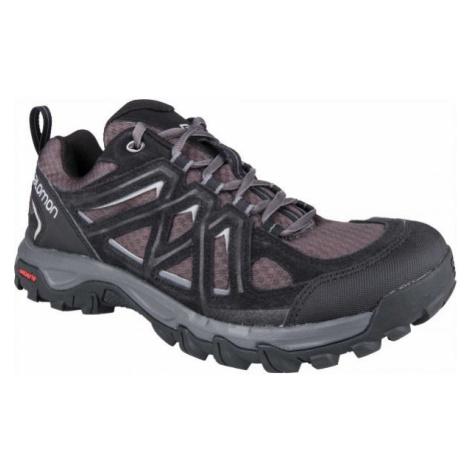 Salomon EVASION 2 AERO šedá - Pánská hikingová obuv