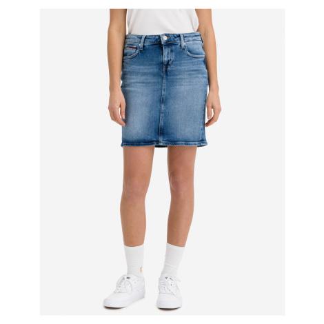 Classic Denim Sukně Tommy Jeans Tommy Hilfiger