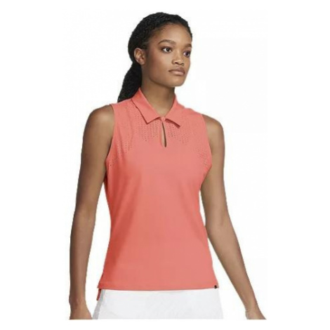 Dámské tričko Nike Flex UV ACE Polo Oranžová