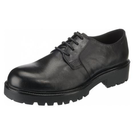 VAGABOND SHOEMAKERS Šněrovací boty 'Kenova' černá