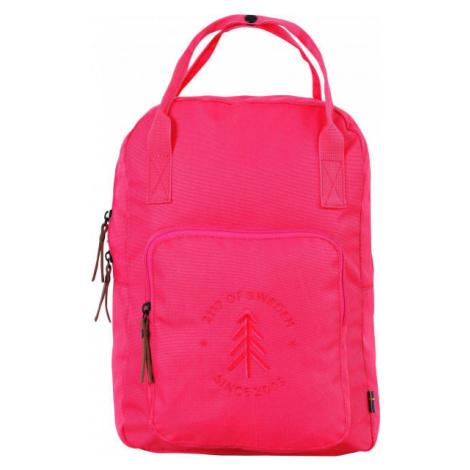 2117 STEVIK 15L růžová - Malý městský batoh 2117 of Sweden