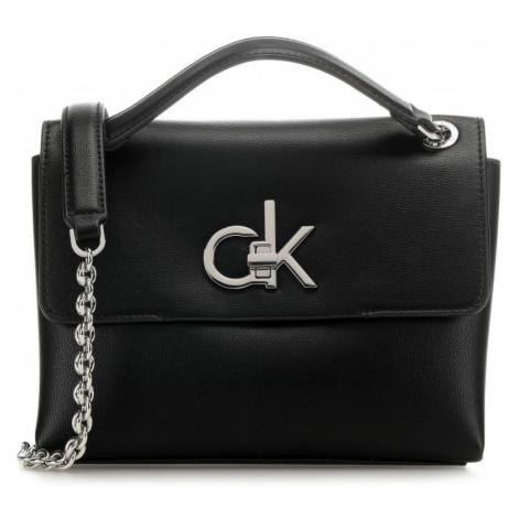 Calvin Klein Calvin Klein dámská černá crossbody Re - Lock Conv Crossbody Md
