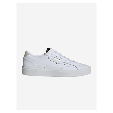 Sleek Tenisky adidas Originals Bílá