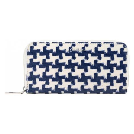 Cath Kidston Peněženka krémová / tmavě modrá