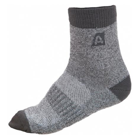 Dětské ponožky Alpine Pro RAPID - šedá