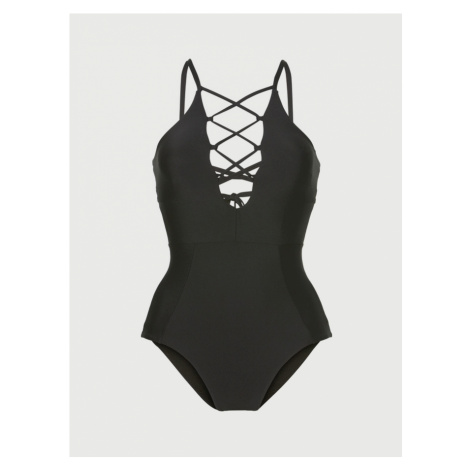 Plavky O´Neill Pw Line Smooth Swimsuit Černá O'Neill