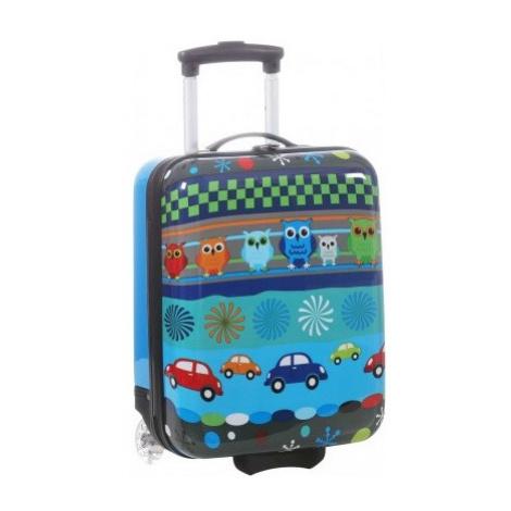 Dětský kufr Snowball Sovičky 2W SX