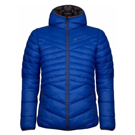 Pánská oboustranná bunda Alpine Pro MUNSR 3 - modrá