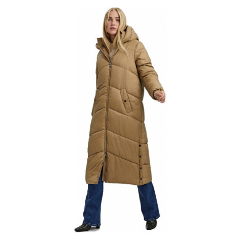 Vero Moda Dámský kabát VMUPPSALA Tigers Eye