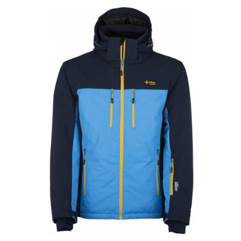 KILPI Pánská lyžařská bunda MARYL-M JM0167KIBLU Modrá