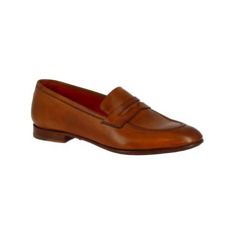 Leonardo Shoes 8823E19 TOM CAPRI AV SIENA Hnědá