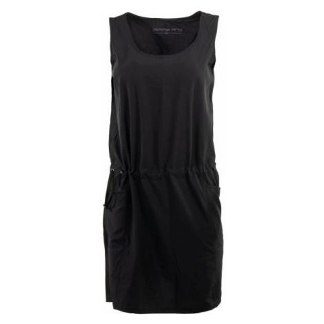 ALPINE PRO PHILA 2 černá - Dámské šaty