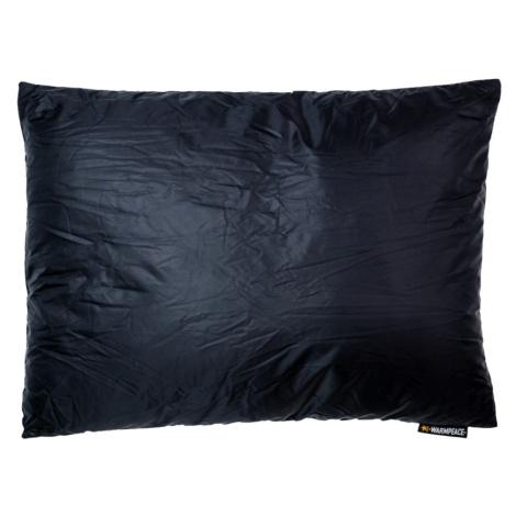 Péřový polštářek Warmpeace Barva: black