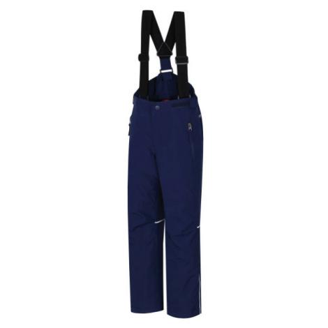 Hannah AKITA JR II tmavě modrá - Dětské lyžařské kalhoty