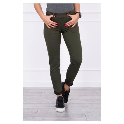 Colorful jeans khaki Kesi