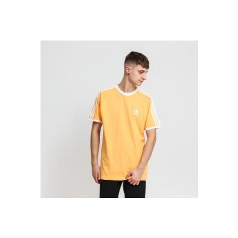 adidas Originals 3-Stripes Tee oranžové